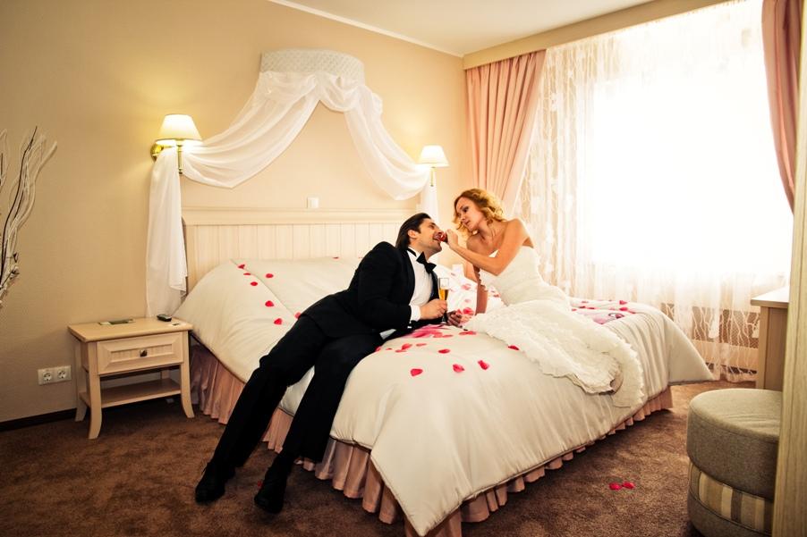 Отель для свадьбы фото